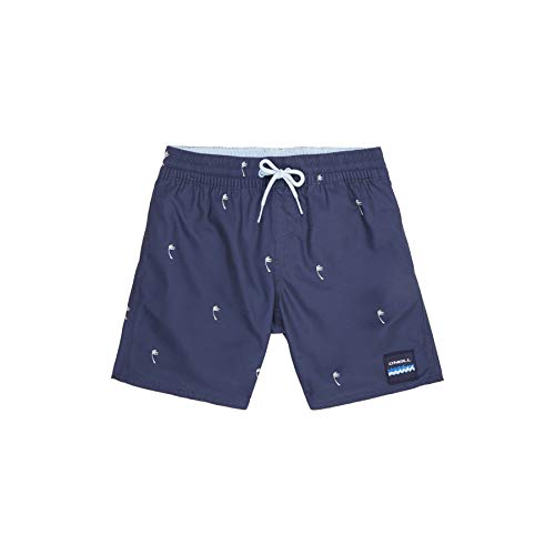 O'Neill Jungen PB Mini Palms Boardshorts, Blau, 164