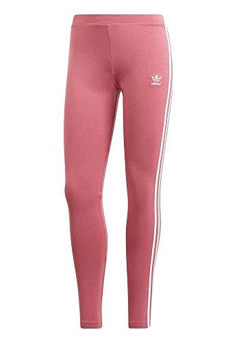 adidas 3 STR Leggings, Damen M rot (gratra)