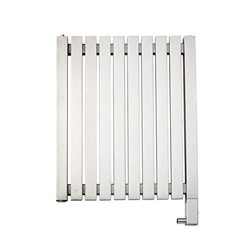 Fantastic Prices! Mr Steam WX24TSSP WX24 10-Bar Wall Mounted Electric Towel Warmer with Digital Time...