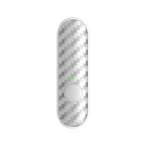 ATUMTEK Bluetooth Camera Remote Shutter for ATSS029 ATSS055, Wireless Rechargeable Camera Remote Control Compatible with iPhone/Android Smartphones - Create Amazing Photos and Selfies