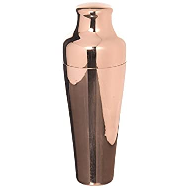 True Fabrication Summit Copper Cocktail Shaker, One Size, Multicolor