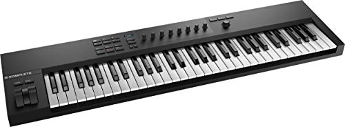 Best Review Of Native Instruments Komplete Kontrol A61 Controller Keyboard