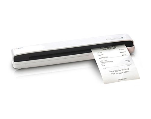 NeatReceipts Mobile Document Scanner and Digital Filing System for PC and Mac (Renewed)