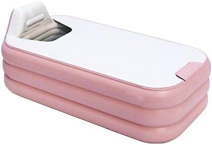 Easy Spa Portable Mesa Mall Bathtub Inflatable PVC Foldable Deluxe Tub