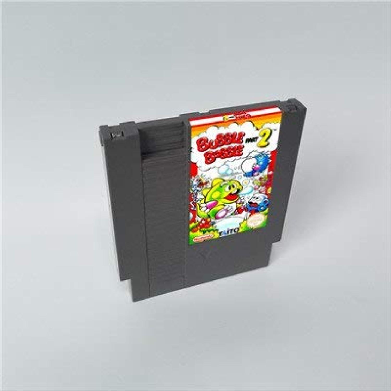 Value-Smart-ToysBubble Bobble or Bubble Bobble Part 2-72 pins 8 bit Game Cartridge