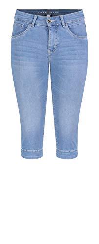 MAC Jeans Damen Hose New Dream Capri Dream Denim 36/19
