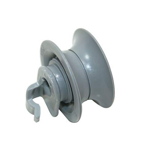 véritable Bosch Lave-vaisselle panier supérieur de roue/