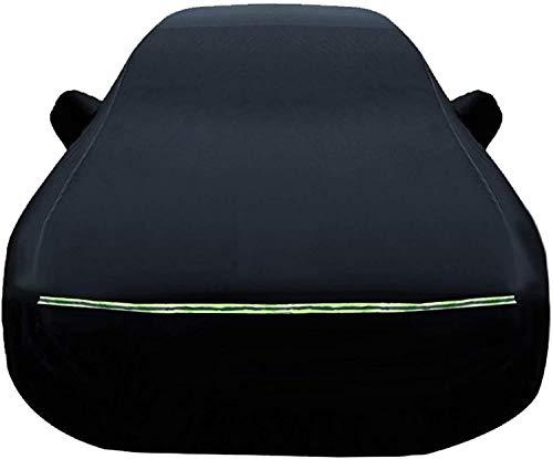 MEIMEI Funda impermeable para coche con funda de terciopelo para exterior compatible con Kia todos l