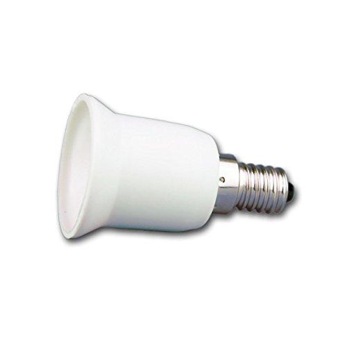 world-trading-net - Lampvoet adapter E14 naar E27 fitting