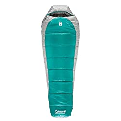Coleman 0°F Mummy Sleeping Bag for Big and Tall Adults