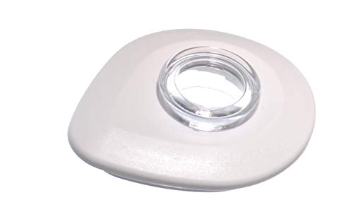 White KitchenAid Blender Lid Assembly (Includes Measuring cup / cap) for KSB555 / KSB565 by KitchenAid