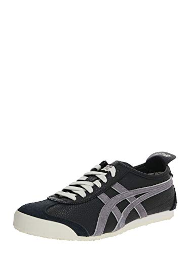 Onitsuka Tiger Herren Sneaker Low Mexico 66 schwarz 10 (44)