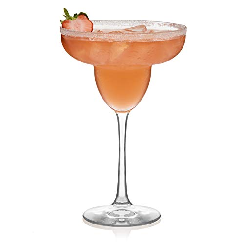 Libbey Vina Margarita Glasses, Set of 6