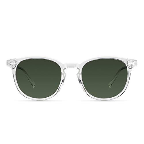 Meller - Bio Banna Minor Olive - Gafas de sol para hombre y mujer