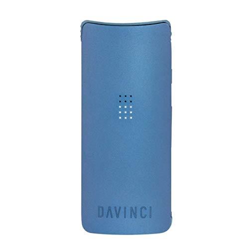 Davinci MIQRO Vaporizer - Premium Kräuter-Verdampfer mit Präzisionstemperatur für Reinen Geschmacksgenuss, Standard-Set, Blau