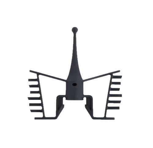 Frusta farfalla sbattitore panna 30404 per robot Vorwerk Bimby Thermomix TM31