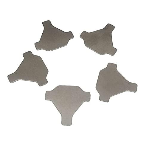 Destornillador triangular 653802002 para máquina de coser Janome 2040, 2160QDC, 3022, 3160QDC, 4045LX, 4045NX