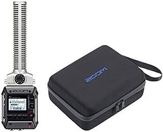 ZOOM ズーム - フィールドレコーダー/ショットガンマイク F1-SP + 専用キャリングバッグ CBF-1SP セット