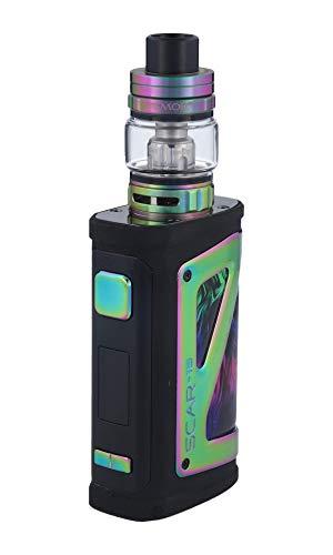 Smók Scar 18 E Zigarette I 6,5ml I max. 230 Watt Ausgangsleistung I Farbe: regenbogen