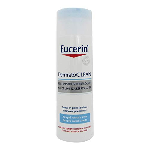 Eucerin DermatoCLEAN Gel Matificante - 200 ml