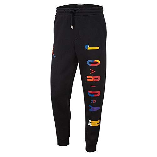 Nike Herren M J SPRT DNA HBR Pant Sport Trousers, Black, S