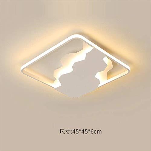 GD1 plafondlamp Scandinavische sfeer woonkamer witte plafond lamp creatieve persoonlijkheid Master slaapkamer studiekamer lamp moderne minimalistische restaurant hal licht