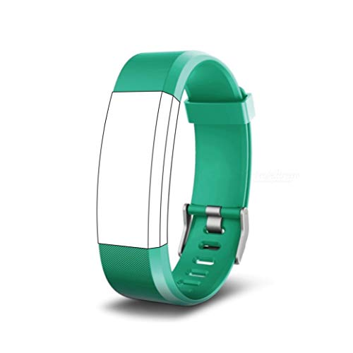 endubro Pulsera Repuesto para Fitness Tracker ID115 HR Plus (Verde)