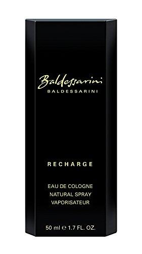 Baldessarini homme/men, Eau de Cologne Vaporisateur Recharge, 1er Pack (1 x 50 ml)
