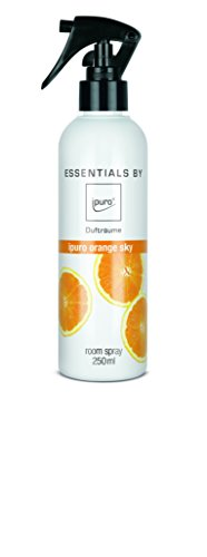 ipuro ESSENTIALS Raumspray orange sky, 1er Pack (1 x 250 ml)