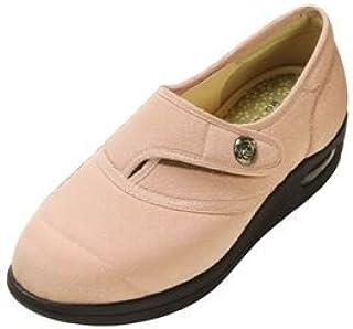 マリアンヌ製靴 彩彩~ちりめん~ W1100 婦人用 /25.5cm さくら