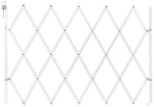 nordlinger Pro 742001stop' Fix–Barrera animales de madera extensible blanco