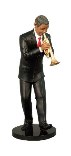 Positive Image Ebony Vibrations: Trumpeter