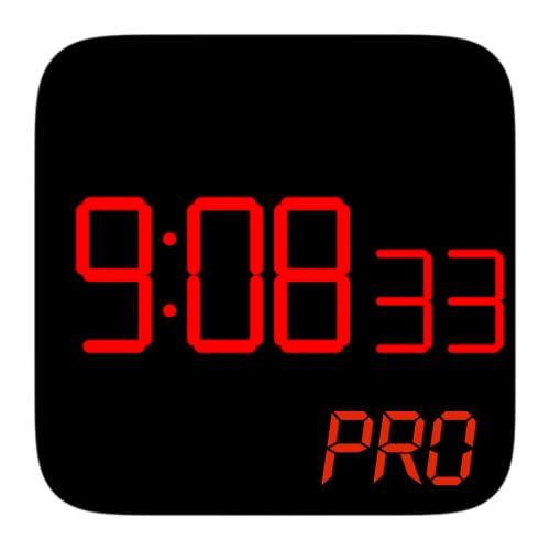 Atomic Wall Clock Pro