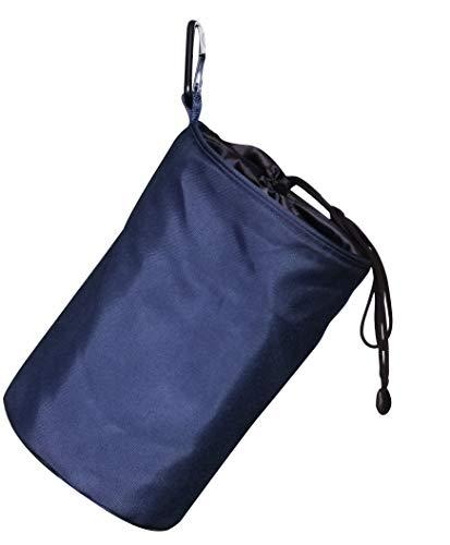 Hilier Premium Wäscheklammerbeutel dunkelblau