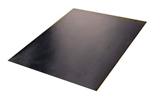 Protector para encimera de acero inoxidable (incluye tacos