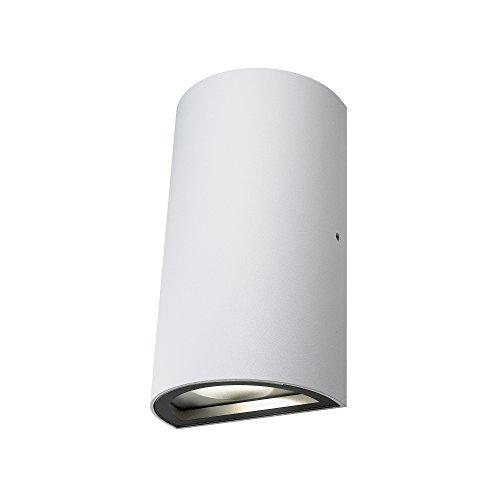 Osram LED Wand- und Deckenleuchte, Leuchte für Außenanwendungen, Warmweiß, 55,0 mm x 90,0 mm x 160,0 mm, Endura Style Updown