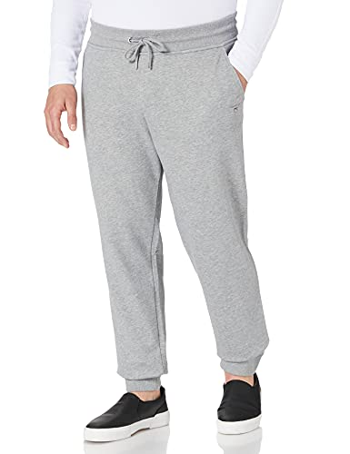GANT Herren ORIGINAL Sweat Pants, Grey Melange, XXL