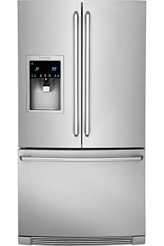 Electrolux EI23BC37SS Energy Star Certified Counter-Depth French Door Refrigerator with 21.64 cu....
