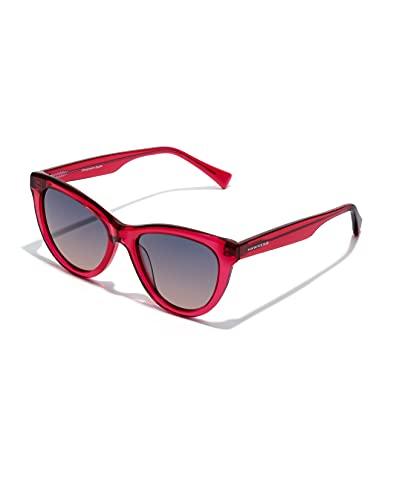 HAWKERS Nolita Gafas de Sol, Cherry Gradient, Talla única Unisex Adulto