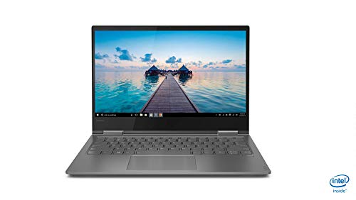 "Lenovo Yoga 730 - Ordenador Portátil táctil Convertible 13.3"" FullHD (Intel Core i5-8265U, 8GB RAM, 256GB SSD, Intel UHD Graphics 620, Windows 10 Home) Platinum QWERTY Español"
