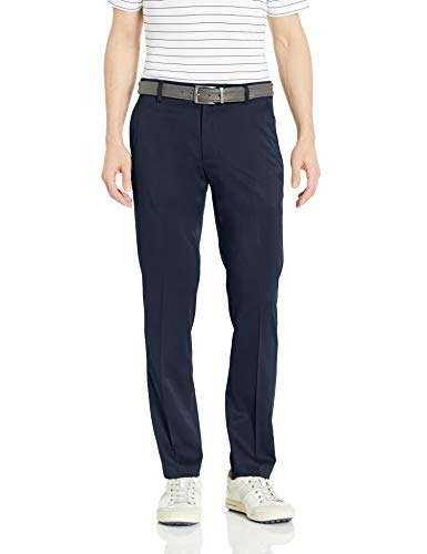 Amazon Essentials Men's Slim-Fit Stretch Golf Pant, Navy, 38W x 29L