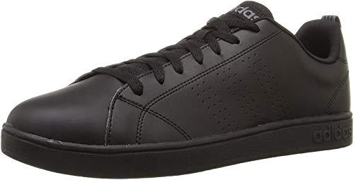 adidas Vs Advantage Cl, Zapatillas Deportivas. Hombre, Core Black Core Black Lead, 45.5 EU