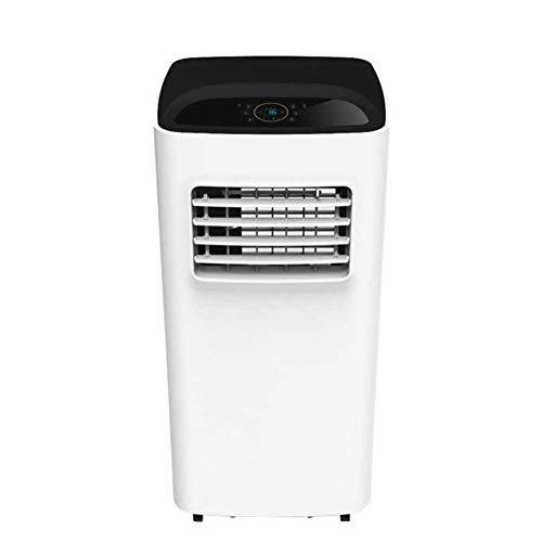 Lapden Raffreddatore d Aria Portatile con Funzione di deumidificazione, Condizionatore Portatile da 5000 BTU, Remote Controller, Timer 24 Ore, Funzione di Raffreddamento di Oscillazione e Ghiaccio