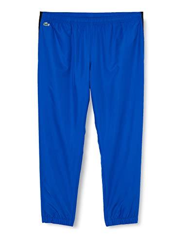 Lacoste Sport XH1641 Pantalon, Lazuli/Noir-Blanc, S Homme