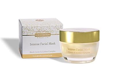 Mon Platin Gold Edition- Intense Facial Mask With Black Caviar & Golden Complex, 50 ml by Mon Platin