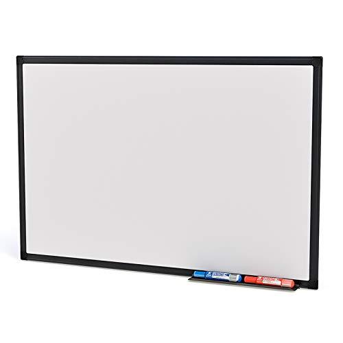 Quadro Branco (Lousa) Moldura Preta 60X40cm - STALO
