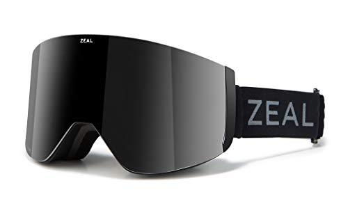 Zeal Optics Herren Schneebrille Hatchet Dark Night