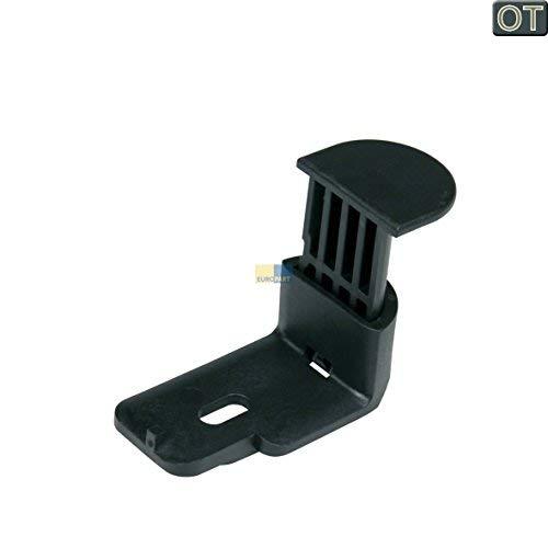 Bosch Siemens 00612594 ORIGINAL Kindersicherung Türsicherung Kinderschutz schwarz Backofen Backofentüre Herd Tür