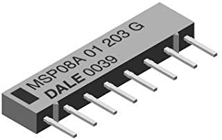 Resistor Networks /& Arrays Thick Film Chip 8R Network 1206 5/% 1000 pieces