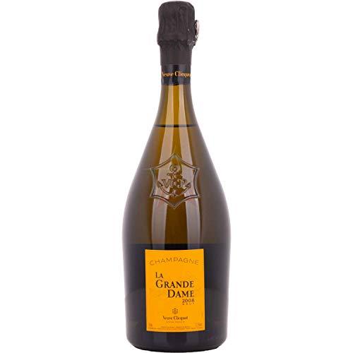 Veuve Clicquot Ponsardin La Grande Dame 2008 extra brut (0,75 L Flaschen)